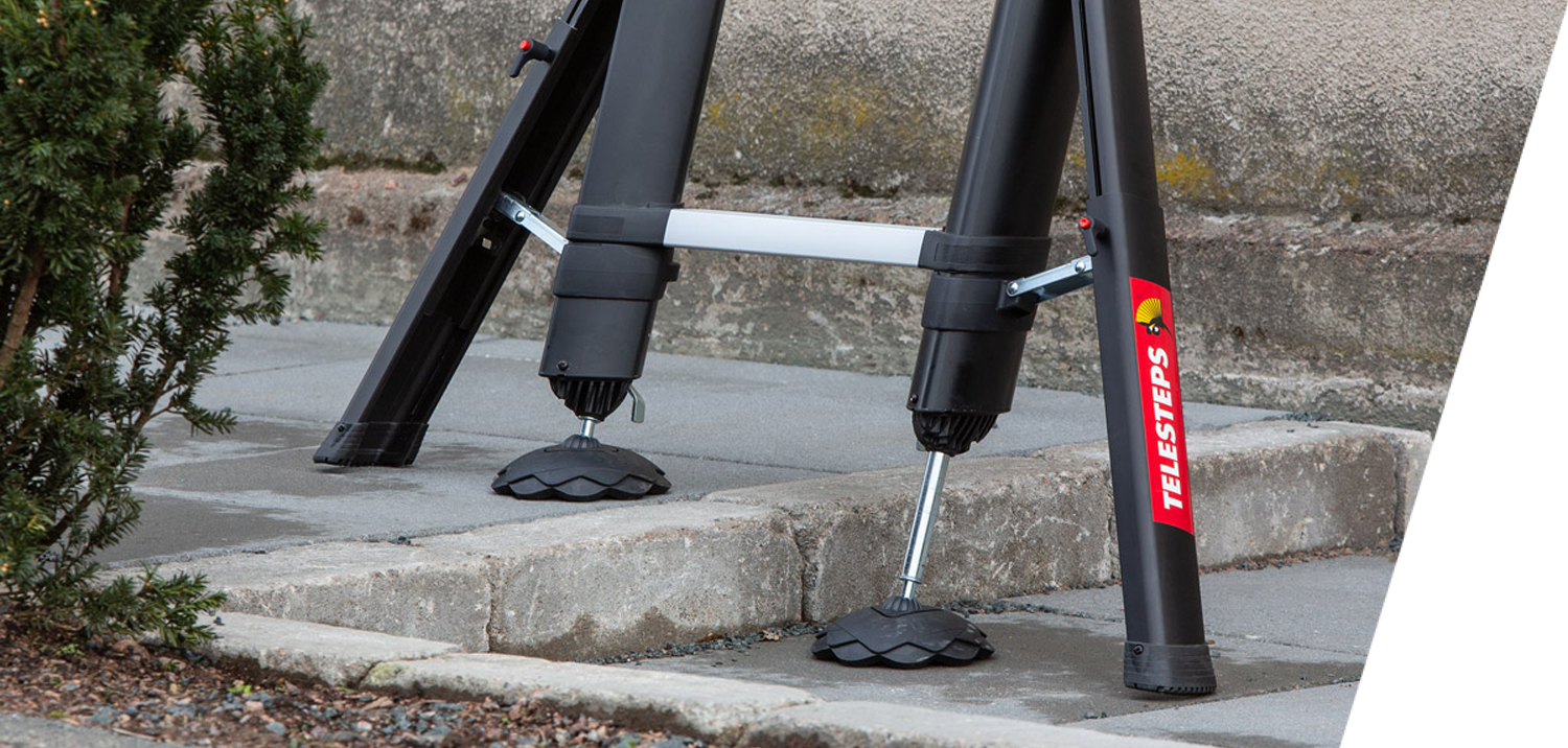 Adjustable Safety Feet for Stabilisers