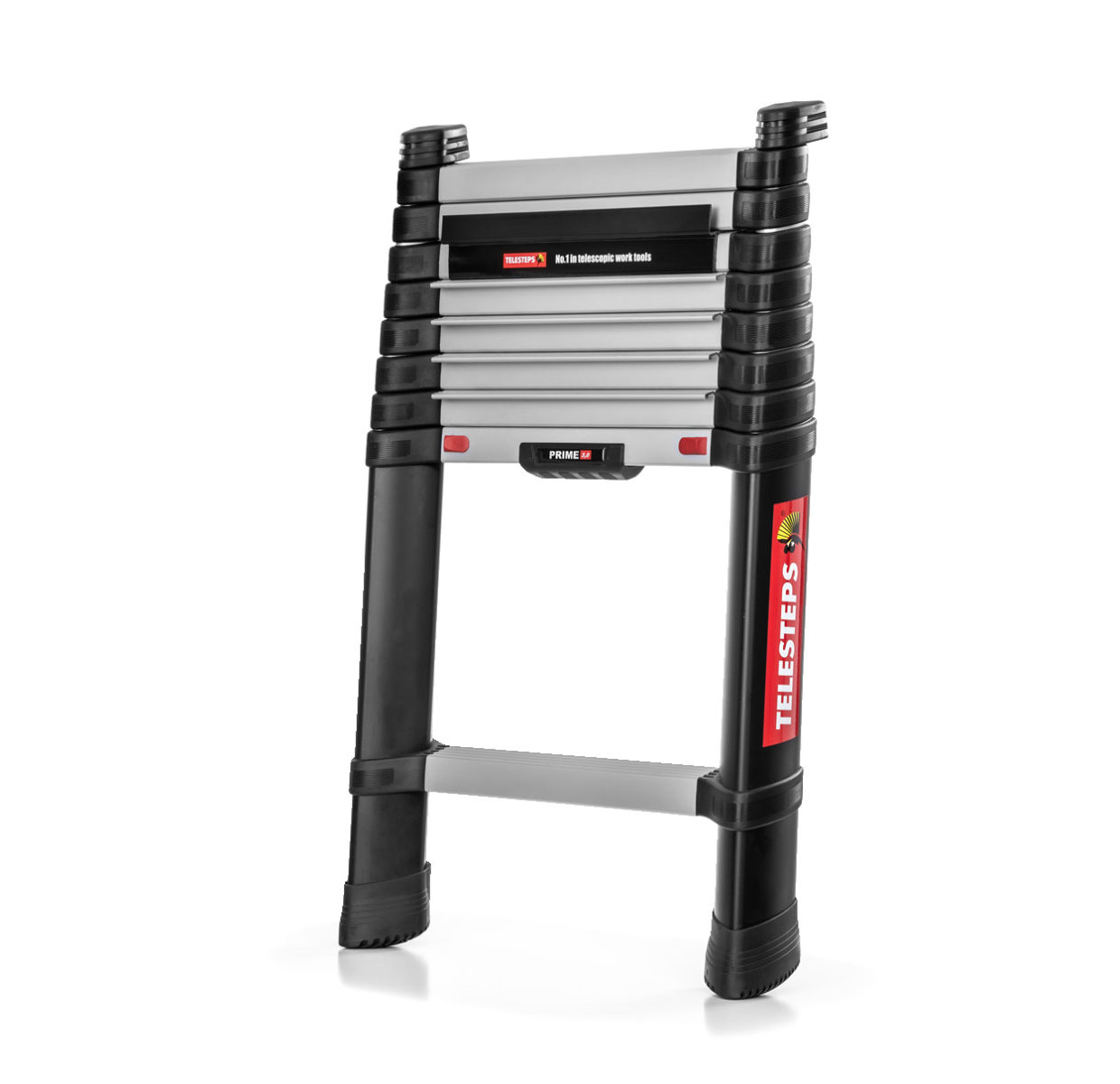 Tool Tray on folded Prime Line ladder